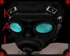 Gask Mask teal