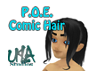 P.O.E. Comic Hair