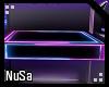 Purple Neon Stage
