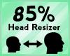 Head Scaler 85%