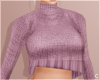 !© Loose Sweater Rose