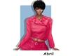 Jeymi Pink Jacket