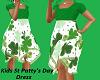 Kids St Pattys Day Dress