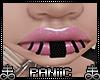 ♛ Lip Piercings