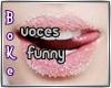 """💜Bk""""VocesFunny"""