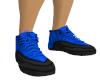 Blue Black Trainers M