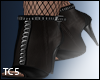 Claudite spiked shoes