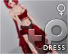 TP Red Dress