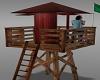 LifeGuard Tower/Kiss