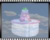 Ocean Girl Shwr Cake/Tbl