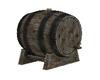 Skyrim Small Mead Barrel