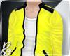 Yellow Celebrity Jacket