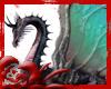 *D* Teal Wing Dragon Enh