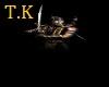 T.K  Scorpion Cutout