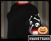 ::Bones [oversized tee]