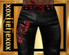 [L] DJ Rider RED Pants 3