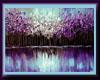 PurpleReflectionsFramed