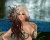 Blonde Brown Mermaid