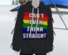 [JD] Can`t Think Hoodie