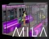 MB: PURPLE HAZE TRAIN I