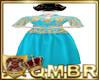 QMBR Chinese Dress OB2