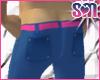 [SM] Blue Jeans - 4 Male