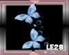 Blue Butterflies 3