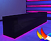 Black Neon XL Couch