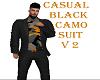 CASUAL BLK CAMO SUIT V2