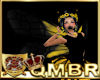 QMBR Wings Bumble Bee