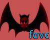 Batsy Boop Furry Pet