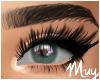 m. Subtle blue eyes