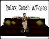 Relax Couch w/Poses