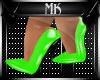 !Mk! Green Heels