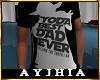 "a"" YODA Best Dad T Blk"