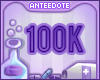 {Antee} 100k Support