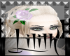 [L] Lavendar Rose Veil