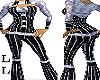 (LL)XKS Stripe D1 Suit