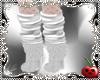 CH  Ilona white Boots