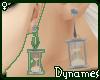 *Dy} Hourglas Earrings.2