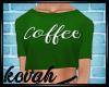 K! Coffee Top