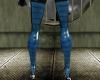 [SM] Mecha Boots L Blue