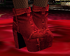 FG~ Holiday Red Boots