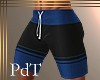 PdT Blue&Blk Boardies4 M