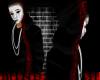Red~Black~Hoody