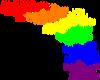 Rainbow Butterflies (R)