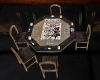 WILD WEST POKER TABLE