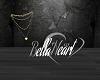 Gold Triple Chain -Heart
