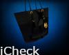 BLK Hebrew MK Bag