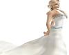 White/Saphire W/Dress
